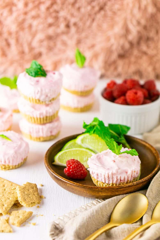 No Bake Mini Pies